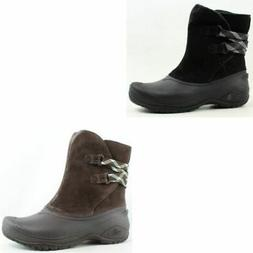 The North Face Womens Shellista Ii Pull-On Ankle Snow Boots