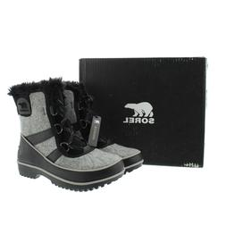 Sorel Womens Tivoli II Suede Insulated Waterproof Snow Boot