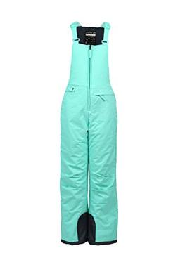 Arctix Youth Insulated Overalls Bib, Small, Island Azure